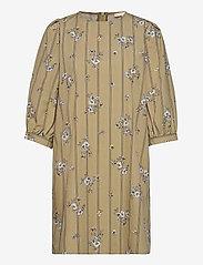 Soft Rebels - SRKimberly Short Dress - everyday dresses - bouquet print - 0