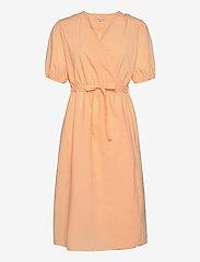 SRFika Wrap Dress - SUNBURST