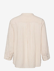 Soft Rebels - Allysia 3/4 Shirt - long-sleeved shirts - white pepper - 1