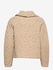 Soft Rebels - SRDana Jacket - quilted jackets - tiny flower pepper - 1