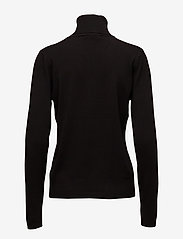 Soft Rebels - SRMarla Rollneck - turtlenecks - 001 black - 2