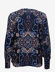 Soft Rebels - Lucia Blouse - long sleeved blouses - night sky - 1
