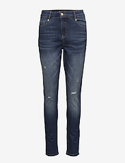 Soft Rebels - Cassy Boyfriend Pant - dżinsy chłopaka - 776 dark wash - 0