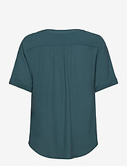 Soft Rebels - Quinn 2/4 Top - t-shirts - hydro - 1