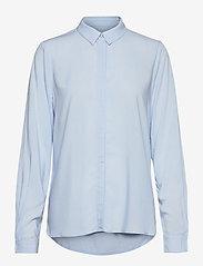 SRFreedom LS Shirt - CASHMERE BLUE