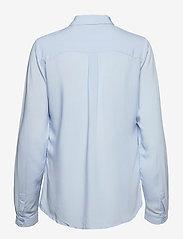 Soft Rebels - SRFreedom LS Shirt - long-sleeved shirts - cashmere blue - 2
