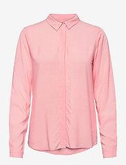 SRFreedom LS Shirt - QUARTZ PINK