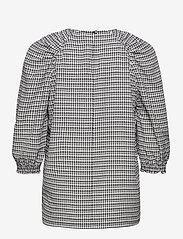 Soft Rebels - Mate 3/4 Top - blouses med lange mouwen - black - 2