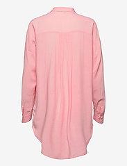 Soft Rebels - SRFreedom LS Long Shirt - tunics - quartz pink - 1