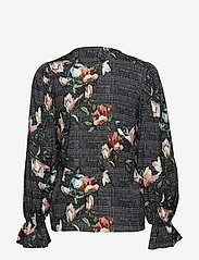 Soft Rebels - Mui Blouse - long sleeved blouses - 791 mui print - 1