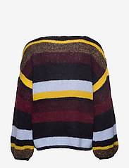 Soft Rebels - Softy O-neck Knit - trøjer - total eclipse - 1