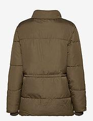 Soft Rebels - Layla Puffer Jacket - down- & padded jackets - dark olive - 2