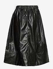Soft Rebels - Alba Midi Skirt - midi skirts - black - 1