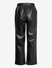 Soft Rebels - Alba 7/8 Pant - wide leg trousers - black - 1