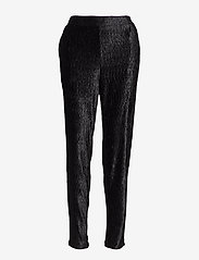 Soft Rebels - Oma Pant - broeken med straight ben - 001 black - 0
