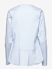 Soft Rebels - Aimee Shirt - long sleeved blouses - cashmere blue - 2