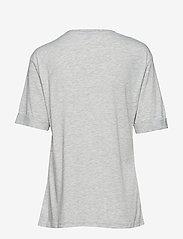 Soft Rebels - World T-shirt - printed t-shirts - 003 light grey - 1