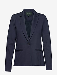 Soft Rebels - Freya New LS Blazer - colberts - total eclipse - 1