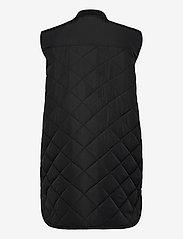 Soft Rebels - SREileen Quilt Vest - puffer vests - black - 1