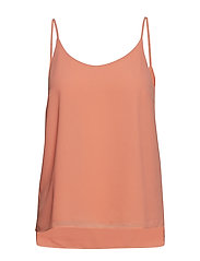 Frida Top - CAMEO BROWN