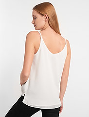 Soft Rebels - Frida Top - blouses zonder mouwen - snow white / off white - 3