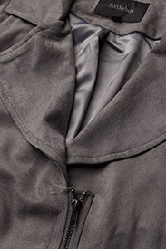 Soft Rebels - Easa Jacket - leather jackets - 015 ash grey - 2