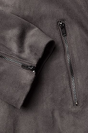 Soft Rebels - Easa Jacket - leather jackets - 015 ash grey - 3