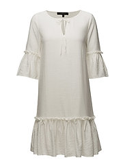 Pingo Dress - 002 OFF WHITE