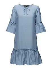 Pingo Dress - 218 HEATHER BLUE