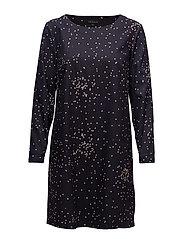 Winter Dress - 668 WINTER PRINT