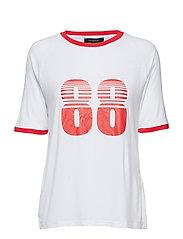 Asta t-shirt - WHITE