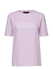 Ebba T-shirt - LAVENDULA