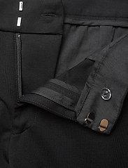 Soft Rebels - Sofia 7/8 Pant - broeken med straight ben - black - 5
