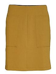 Amigo Short Skirt - NUTRIA