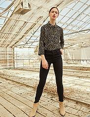Soft Rebels - Flora 3/4 Shirt - overhemden met lange mouwen - flora multi print - 0