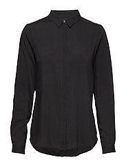 Freedom LS Shirt - BLACK
