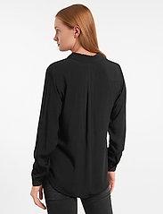 Soft Rebels - Freedom LS Shirt - overhemden met lange mouwen - black - 3