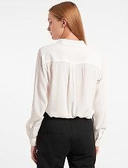 Soft Rebels - Freedom LS Shirt - overhemden met lange mouwen - snow white / off white - 3