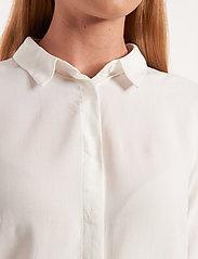 Soft Rebels - Freedom LS Shirt - overhemden met lange mouwen - snow white / off white - 4