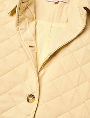 Soft Rebels - SRRoberta Jacket - quilted jackets - reed yellow - 3