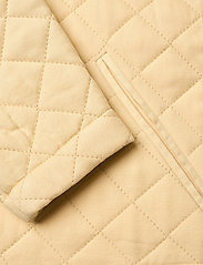 Soft Rebels - SRRoberta Jacket - quilted jackets - reed yellow - 4
