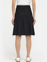 Soft Rebels - Henrietta Skirt - midi skirts - black - 4