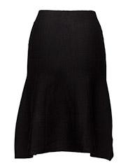 Soft Rebels - Henrietta Skirt - midi skirts - black - 2