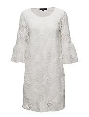 Bart Dress - 002 OFF WHITE