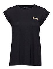 Okay T-shirt - BLACK