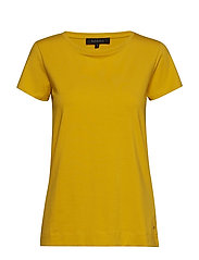Elle T-shirt - CEYLON YELLOW