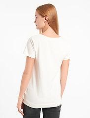 Soft Rebels - Elle T-shirt - basic t-shirts - snow white / off white - 3