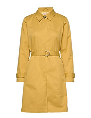 Sol Trench Coat - OCHRE