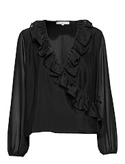 Ava LS Top - BLACK