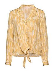 Blaze LS Tie Shirt Printed - BLAZE PRINT